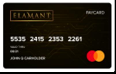 elamant pay card